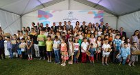 Şişecam Ailesi 13 ülkeden gelen çocuklarıyla buluştu