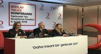 TÜRK Kızılay'ın 150. yılı etkinlikleri, Kızılay TALKS Konferansı ile başladı.