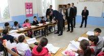 Ürkmezer Köy Okullarını Ziyaret Etti