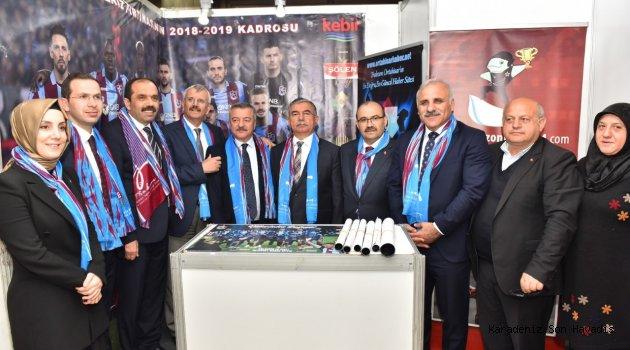 Trabzon Tanıtım Günleri Günleri, Coşkulu Törenle Başladı