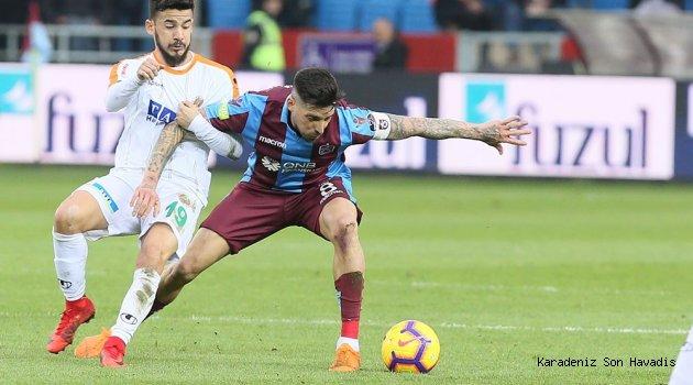 Trabzonspor 0-2 Alanyaspor