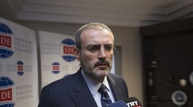 '' Türkiye düşmanlarının yanında durmak zillettir ''