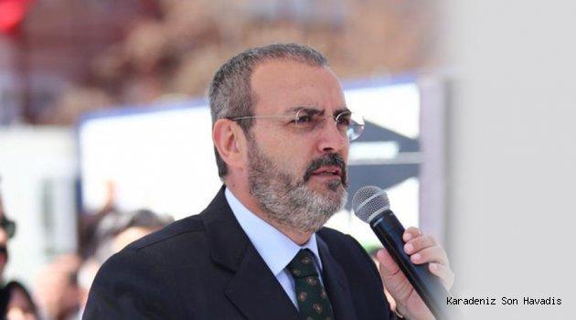 """""""Türkiye yoluna hız kesmeden devam ediyor"""""""