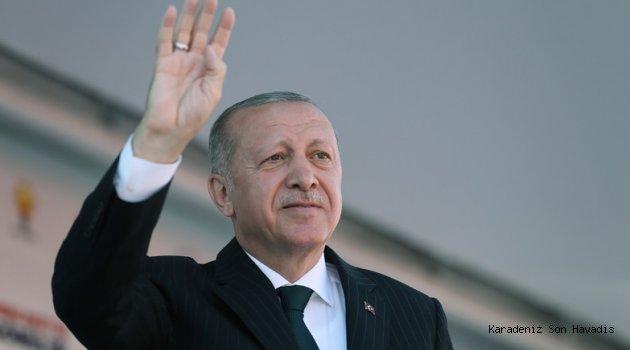 Cumhurbaşkanı Erdoğan Sakarya 'da Halka Hitap Etti.