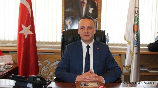 Zonguldak Belediye Başkanı Alan, Berat Kandilini kutladı
