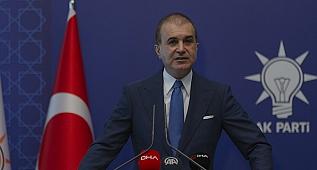 AK Parti Sözcüsü Ömer Çelik'den MKYK toplantısı sonrası flaş açıklamalar