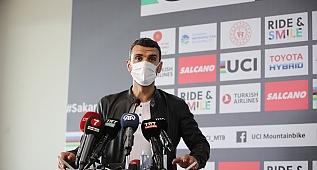 Kenan Sofuoğlu ' Genç sporcular bu tesisten yetişecek ''