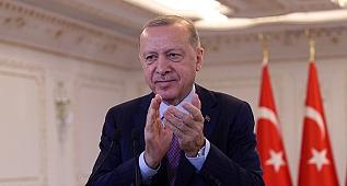 Cumhurbaşkanı Erdoğan, Manisa Enerji ve Tabii Kaynaklar Projeleri Toplu Açılış Töreni'ne canlı bağlantıyla katıldı