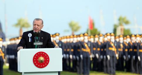 Cumhurbaşkanı Erdoğan : Büyük ve Güçlü Türkiye'nin İnşasını Allah'ın İzniyle Kimse Engelleyemeyecek