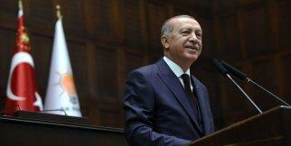 Cumhurbaşkanımız Erdoğan, TBMM Grup Toplantısı'na katıldı