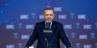 """Cumhurbaşkanı Erdoğan, """"BMC Gelecek 50 Yıl Buluşması"""" programına katıldı"""